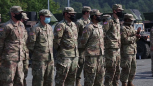 Georgia National Guard takes part in Saber Junction 20