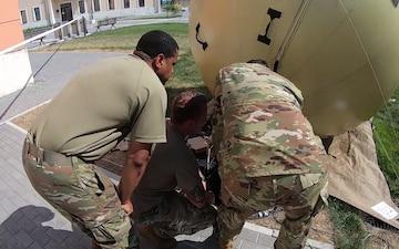 1st SFAB U.S. Army Africa SSG Brennan Briair