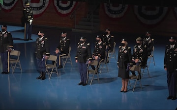 Department of the Army Retirement Ceremony