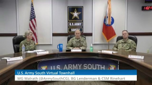 U.S. Army South Town Hall
