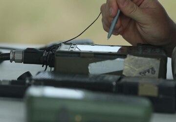 Fort Hood Troopers Conduct ESB/EIB Patrolling Testing