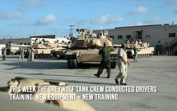 "A Walk Through Modernization: Episode Three: ""I Drive Tanks For A Living"""