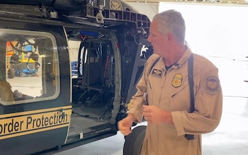 CBP Relief Support for Hurricane Laura