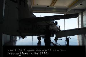 Canadian WWII Plane Washing