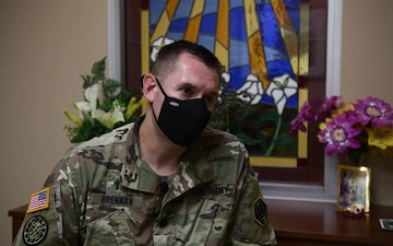 U.S. Army chaplain team helps Sailors manage stress and encourage resiliency during COVID-19 pandemic