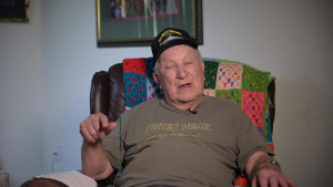 Arthur Rinetti WWII Interview
