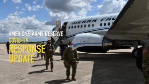 U.S. Army Reserve COVID-19 Update