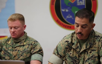 US Marine task force hosts second COVID-19 class with partner nations