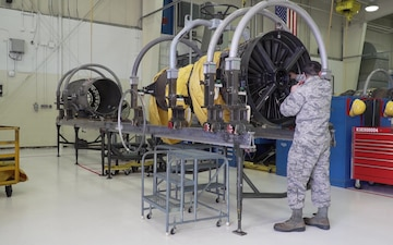 Career Spotlight: Propulsion Mechanic