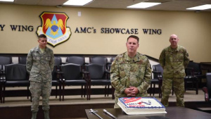 375 AMW Air Force 73rd Birthday