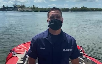 Coast Guard Station Islamorada says be safe this Labor Day weekend