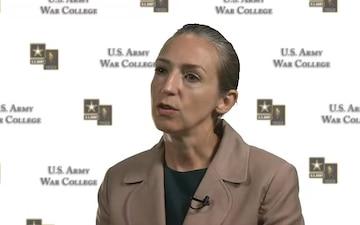 USAWC Dr. Allison Abbe, Prof. of Organizational Studies
