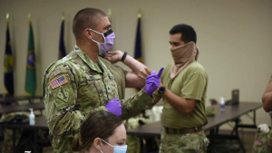 Oklahoma National Guard unit hosts Comprehensive Medical Training