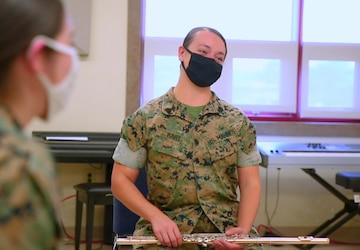 Marine Corps Band: LCpl. Molohon