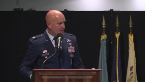 AFLCMC Change of Command
