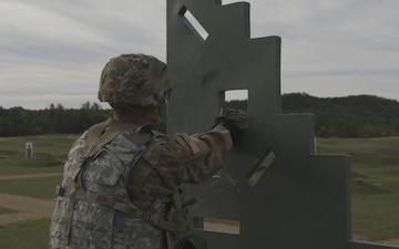 2020 U.S. Army Reserve Command Best Warrior Competition 3 Gun