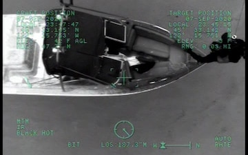Coast Guard hoists 2 in distress in Columbia River