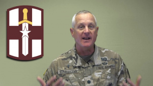 807th Chaplain Message