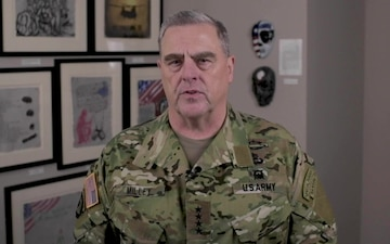 Chairman of the Joint Chiefs of Staff Suicide Awareness PSA
