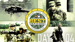 The 2020 Army Reserve Best Warrior Competition Day 4