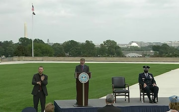Defense Officials Recognize Prisoners of War, Missing Service Members at Ceremony