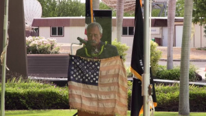 Admiral Commemorates Prisoners of War and Missing Service Members at Ceremony