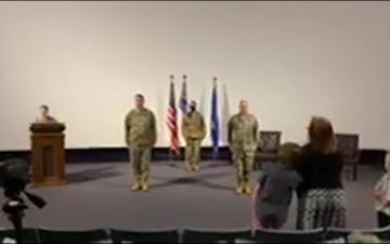 Col. Thadeus Janicki assumes command of the 860th Cyberspace Operations Group