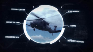 HH-60G Pave Hawk: 24th Air Force Marathon Featured Aircraft