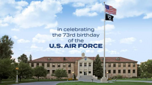 73rd Air Force Birthday