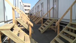 Hurricane Laura: FEMA camp helps USACE repsonders provide relief to Louisiana