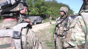 OPFOR teams up with allies and partners for Combined Resolve XIV