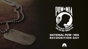 127th Wing POW/MIA Table