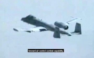 442d Fighter Wing Mission Video