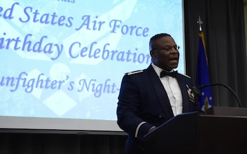 366th Fighter Wing Presents: United States Air Force 73rd Birthday Celebration, A Gunfighter Night In