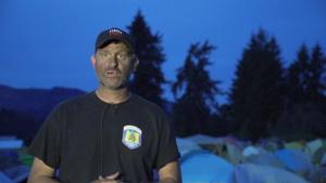OPLAN Smokey fire camp