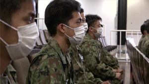 Mission Training Complex at Sagami General Depot