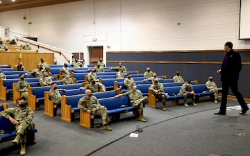 3ABCT SHARP Training for Senior Leaders