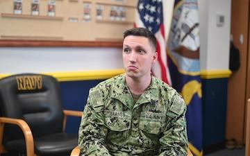 EM2 Barnes - Portland Navy Week