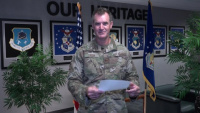 Col John Tryon, AFCEC Commander, Det 1, 'Virtual' All-Call to AFCEC-Tyndall Team, Sept. 25, 2020