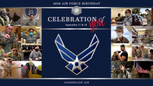 Celebration of You (73rd Air Force Birthday)