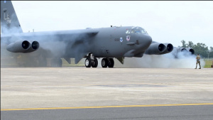 Barksdale Conducts Readiness Exercise