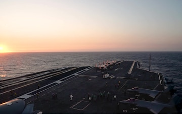 USS Carl Vinson (CVN 70) Completes Qualifications and Certifications