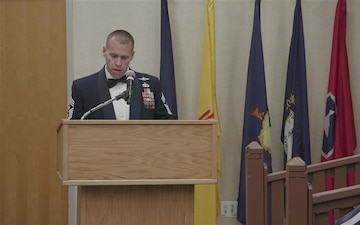 Hanscom inducts newest SNCOs