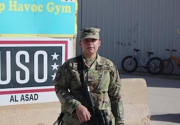 Go Army Shoutout - PFC Denise Gonzalez