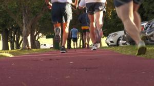 2.2 mile anti suicide run