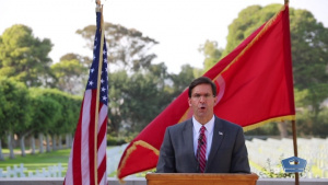 Defense Secretary Dr. Mark T. Esper's North Africa American Cemetery Remarks