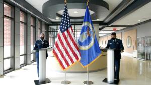 HCOS/ORMS Re-designation Ceremony
