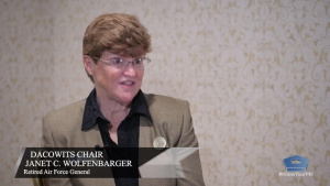 Women In Military Academies: 40 Years Later, Janet C. Wolfenbarger