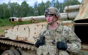 2CR Kill Tank Engineer Demolition Range