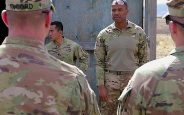 Capt. Eric Curry discusses why he chose to serve at 5th SFAB